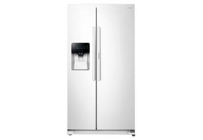 Samsung - RH25H5611WW - Side-by-Side Refrigerators