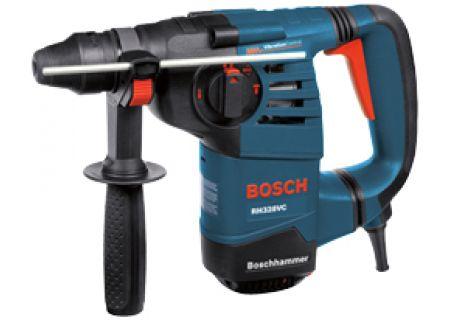 "Bosch Tools 1-1/8"" SDS-Plus Rotary Hammer - RH328VC"