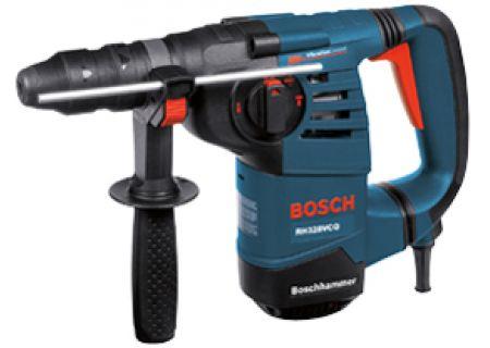 "Bosch Tools 1-1/8"" SDS-Plus Rotary Hammer - RH328VCQ"