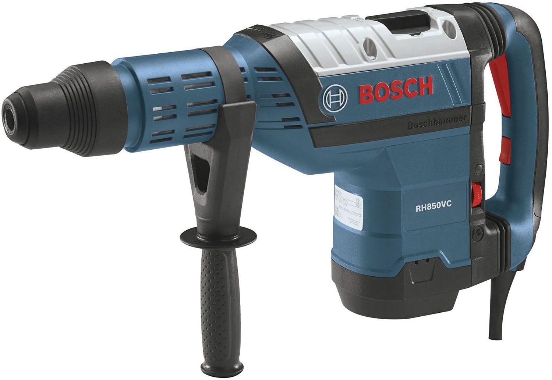 """Bosch Tools 1-7/8"""" SDS-Max Rotary Hammer - RH850VC - Abt"""