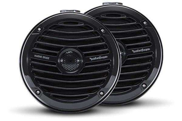 "Rockford Fosgate Prime Marine 6.5"" Mini Wakeboard Tower Speakers - RM1652W-MB"