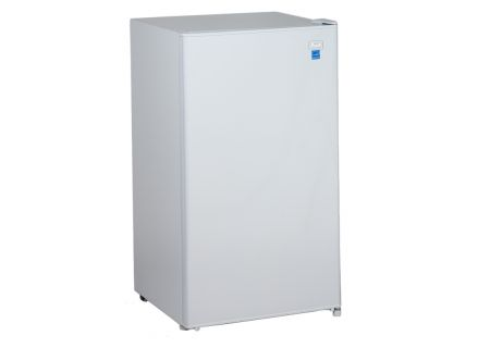 Avanti White 3.3 Cu. Ft. Compact Refrigerator With Chiller Compartment  - RM3306W