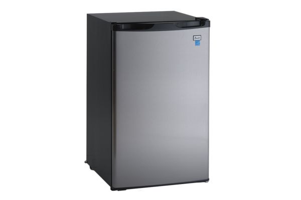Large image of Avanti 4.4 Cu. Ft. Stainless Steel Counterhigh Refrigerator - RM4436SS