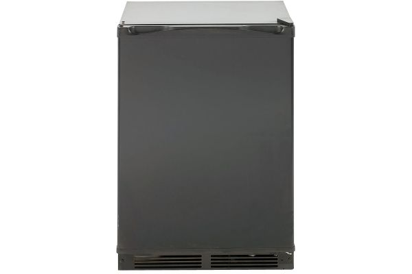 Large image of Avanti 5.2 Cu. Ft. Black Counterhigh Refrigerator - RM52T1BB