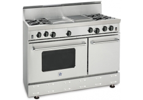 BlueStar - RNB484FTV1 - Free Standing Gas Ranges & Stoves