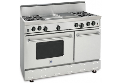BlueStar - RNB484FTV1 - Gas Ranges