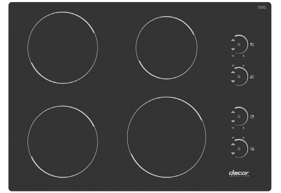 Dacor - RNCT304B - Electric Cooktops