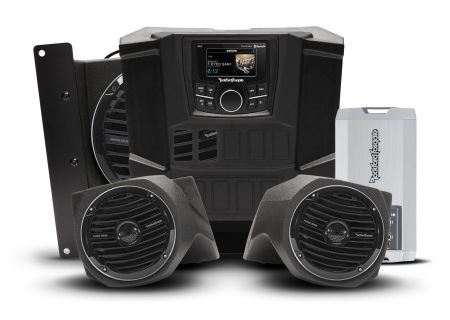 Rockford Fosgate Stage 3 Audio Kit for Polaris Ranger - RNGR-STAGE3