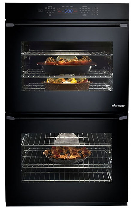 Dacor Renaissance 27 Quot Black Double Wall Oven Rno227b
