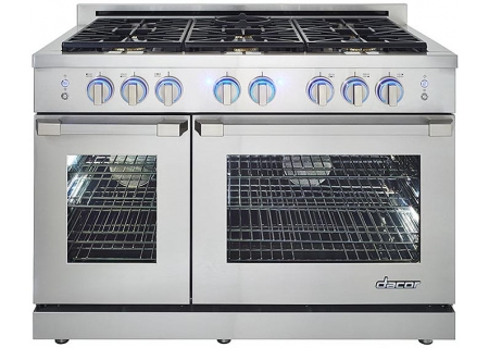 Dacor - RNRP48GS/NG - Slide-In Gas Ranges