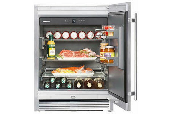 "Liebherr 24"" Stainless Steel Compact Refrigerator - RO-510"