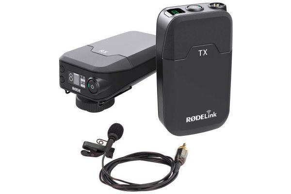 Large image of Rode RodeLink Wireless Filmmaker Kit - RODELNK-FM