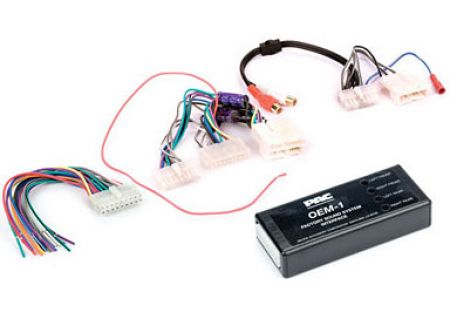 Pac Audio Radio Replacement Interface - ROEM-VET1