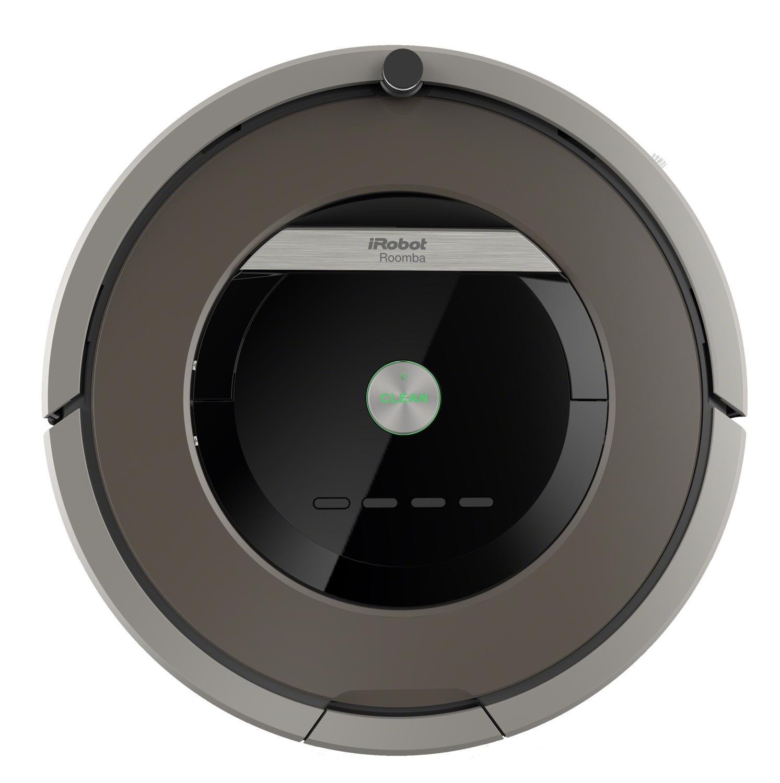 irobot roomba 870 vacuuming robot roomba870 r870020. Black Bedroom Furniture Sets. Home Design Ideas