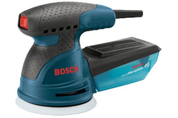 """Bosch Tools 5"""" VS Palm Random Orbit Sander Kit - ROS20VSC"""