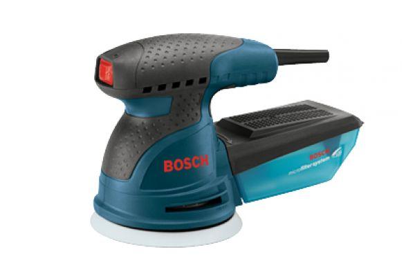 """Large image of Bosch Tools 5"""" Palm Random Orbit Sander Kit - ROS20VSK"""
