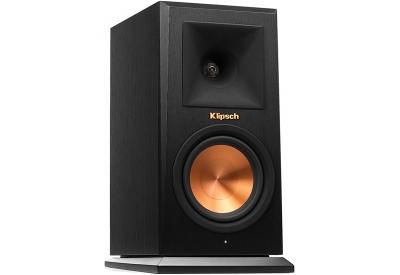 Klipsch Reference Premiere Ebony HD Wireless Bookshelf Speakers - RP-140WM