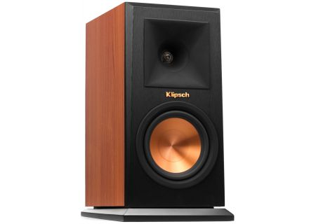 Klipsch Reference Premiere Cherry Monitor Speakers - RP-150M CHERRY