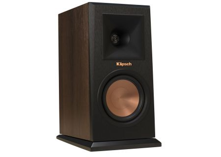 Klipsch Reference Premiere Walnut Monitor Speakers - RP150MWAL
