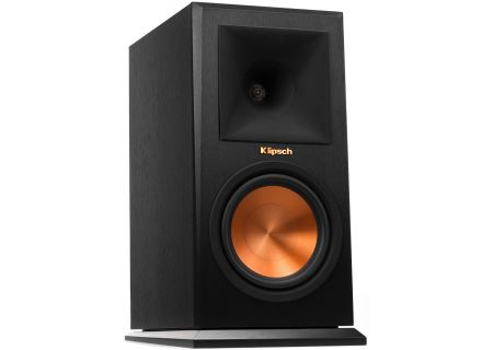 Klipsch - RP-160M EBONY - Bookshelf Speakers
