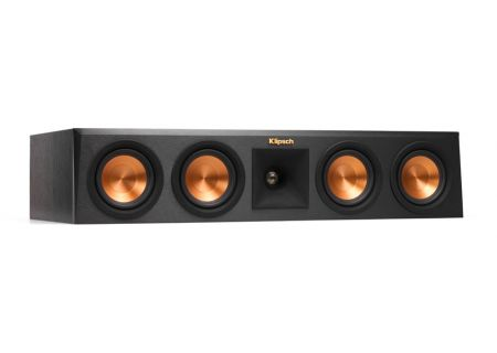 Klipsch - RP440CEBONY - Center Channel Speakers