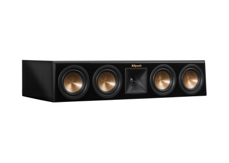 Klipsch Reference Premier Piano Black Center Channel Speaker  - RP440CPBK