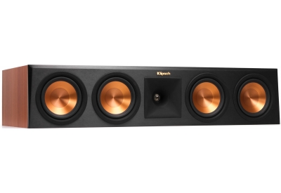 Klipsch - RP-450C CHERRY - Center Channel Speakers