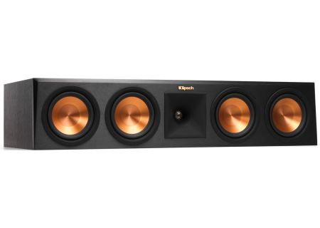 Klipsch - RP-450C EBONY - Center Channel Speakers