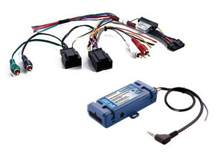 Pac Audio Radio Replacement Interface - RP4-GM31