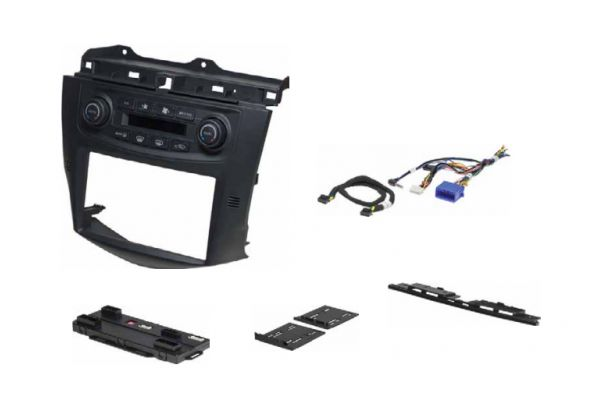 Large image of PAC Audio Integrated Installation Kit 2003-2007 Honda Accord  - RPK4-HD1101