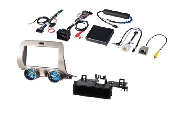 Large image of PAC Audio Integrated Installation Kit 2010-2012 Camaro - RPK5-GM4101