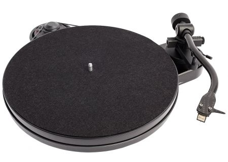 Pro-Ject - RPM1CARBONBK - Turntables