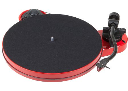 Pro-Ject - RPM1CARBONRED - Turntables