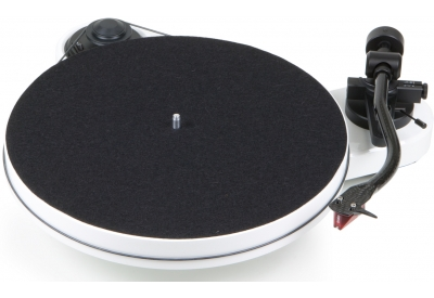 Pro-Ject - RPM1CARBONWHT - Turntables