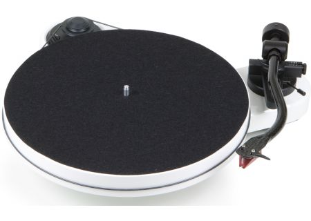 Pro-Ject RPM 1 Carbon White Turntable  - RPM1CARBONWHT