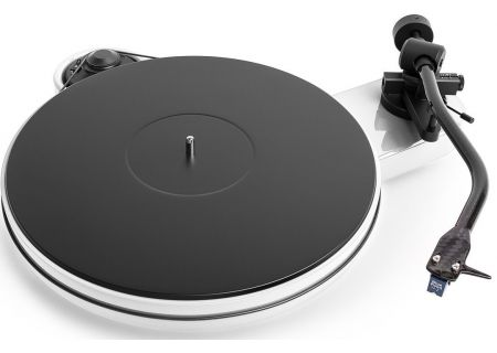 Pro-Ject RPM 3 Carbon White Turntable  - RPM3CARBONWHT