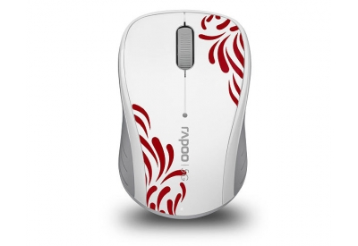 Rapoo - RPO-3100P-WHT - Mouse & Keyboards