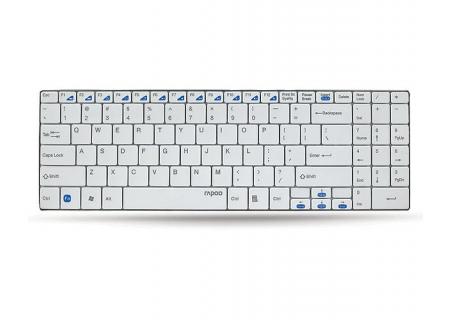 Rapoo - RPO-E9070-WHT - Mouse & Keyboards