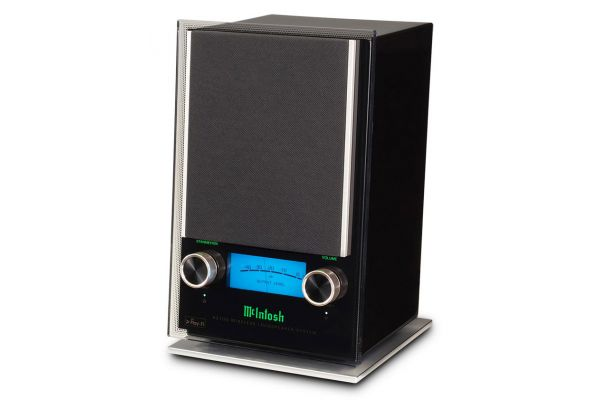 McIntosh Black RS100 Wireless Loudspeaker System - RS100