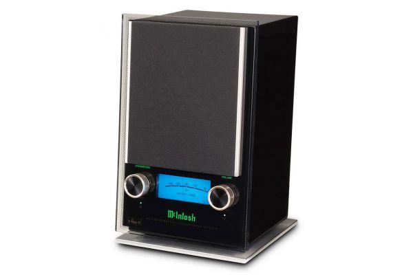 Large image of McIntosh Black RS100 Wireless Loudspeaker System - RS100