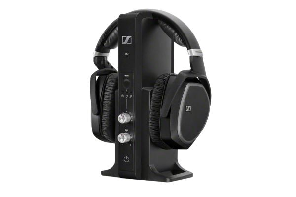Large image of Sennheiser RS 195 Wireless Headphone System - 508675