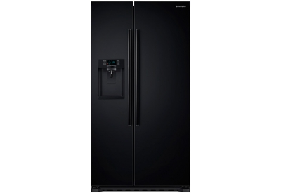 Samsung - RS22HDHPNBC/AA - Side-by-Side Refrigerators