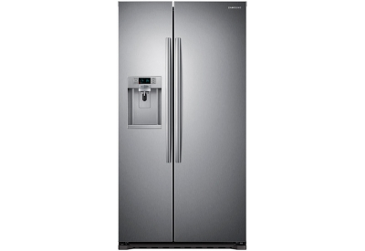 Samsung - RS22HDHPNSR - Side-by-Side Refrigerators