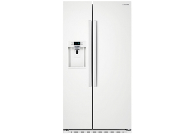 Samsung - RS22HDHPNWW/AA - Side-by-Side Refrigerators