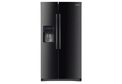 Samsung - RS25H5000BC/AA - Side-by-Side Refrigerators