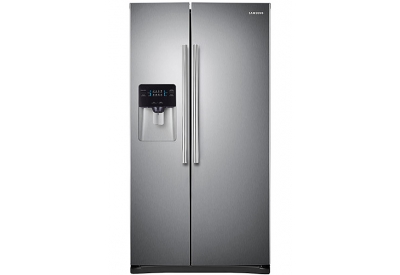 Samsung - RS25H5000SR/AA - Side-by-Side Refrigerators