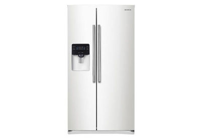 Samsung - RS25H5000WW/AA - Side-by-Side Refrigerators