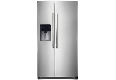 Samsung - RS25H5111SR/AA - Side-by-Side Refrigerators