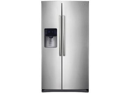 Samsung Side By Side Refrigerator - RS25H5111SR