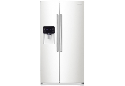 Samsung - RS25H5111WW/AA - Side-by-Side Refrigerators